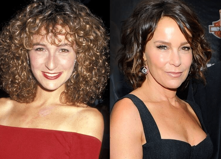 Jennifer Grey Before And After