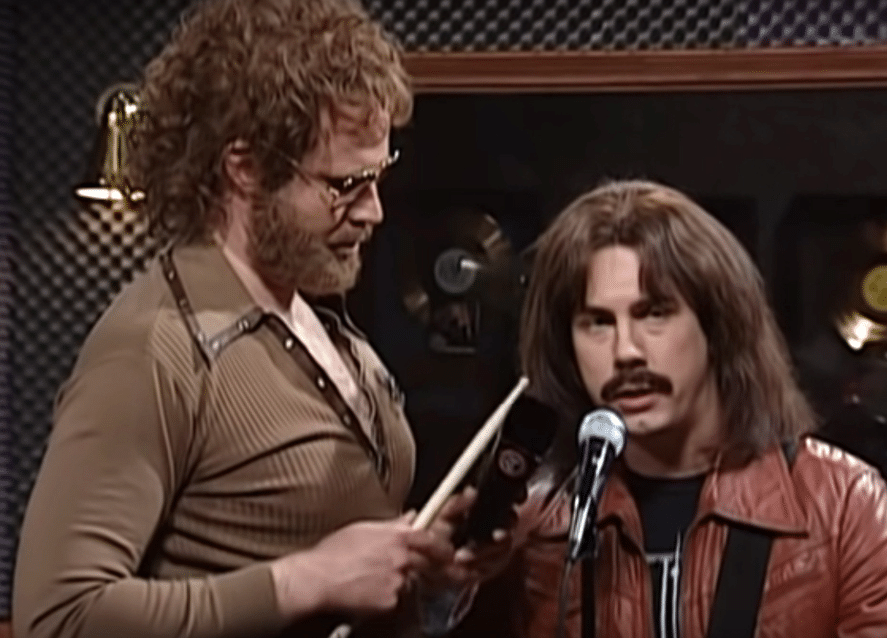 More Cowbell Skit